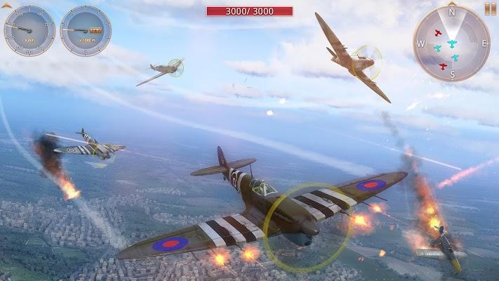 Sky Gamblers: Storm Raiders 2 Screenshot Image