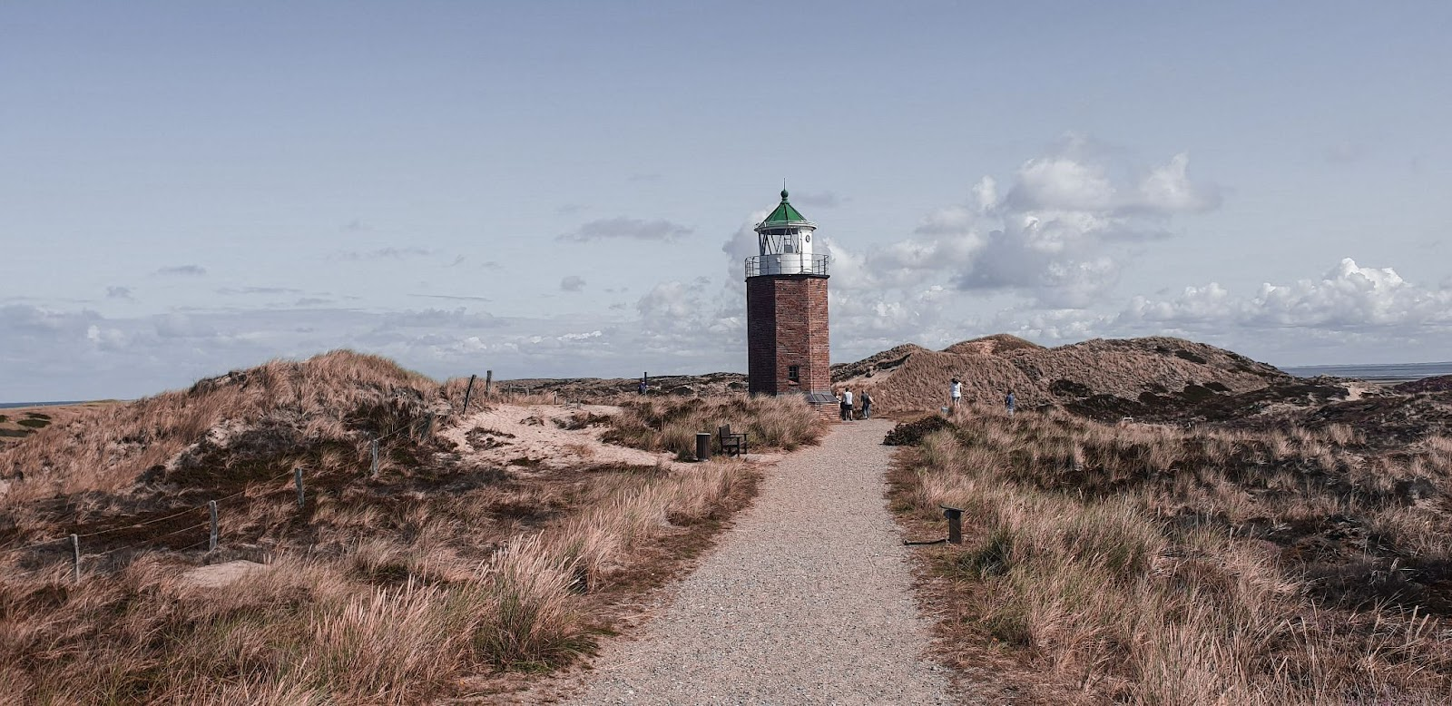 Sylt Light House North Germany road trip