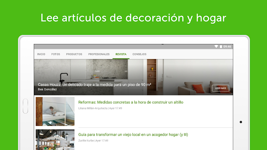 Houzz decoraci n para tu hogar aplicaciones en google play - App decoracion hogar ...