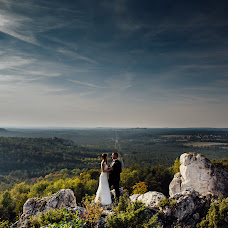Wedding photographer Jacek Mielczarek (mielczarek). Photo of 17.12.2018