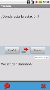 iSayHello Spanish - German- screenshot thumbnail
