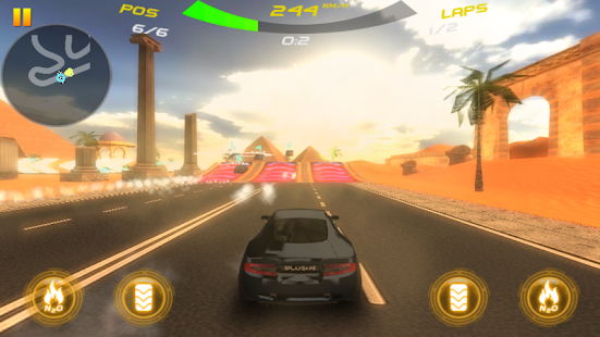 King Of Racing 2 Screenshot