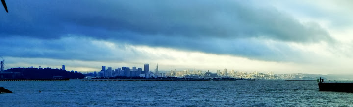 Photo: The city, clearing