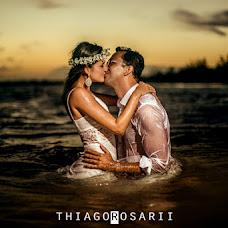 Wedding photographer Thiago Rosarii (thiagorosarii). Photo of 11.03.2016
