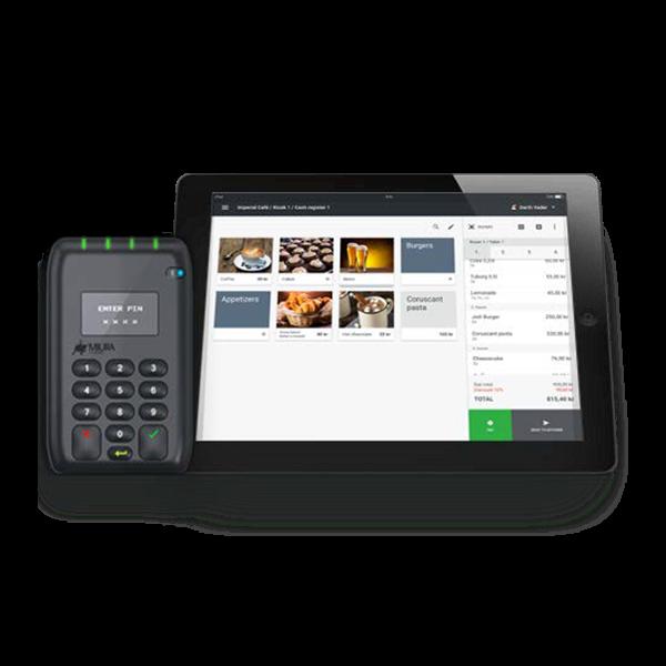 POS System, POS, kassaapparat, mobilt POS system, mobil betalingsterminal, kortterminal, ipad kasse