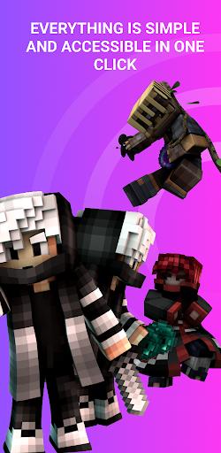 Mods, Maps, Skins for Minecraft PE screenshot 5