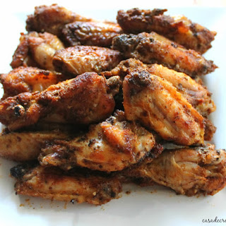 Salt and Vinegar Chicken Wings Recipe