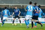 Atalanta haalt het in Italiaanse topper van Napoli en tankt vertrouwen voor Champions League-wedstrijd tegen Real Madrid