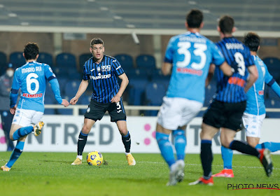 Serie A : l'Atalanta surpasse le Napoli et se rapproche du podium