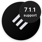 Swift Black Substratum Theme v5.9 [Patched]