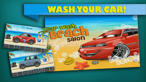 Beach Buggy Car Salon
