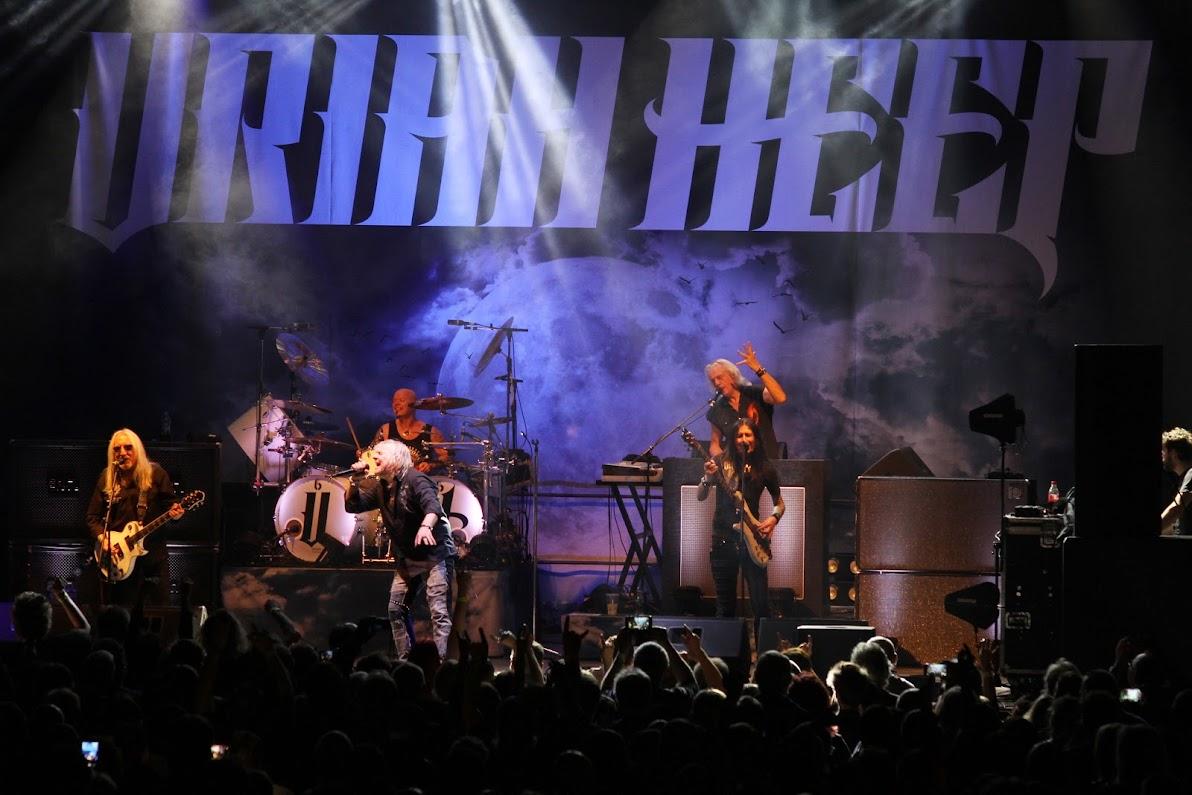 Koncert Uriah Heep