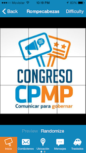 CongresoCPMP- screenshot thumbnail