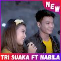 Tri Suaka ft Nabila Complete Offline icon