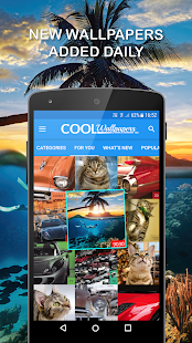 App Cool Wallpapers APK for Windows Phone