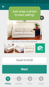 OfferUp - Buy. Sell. Offer Up screenshot 2