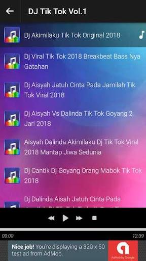 Dj Tik Tok 2018 Apk Full 1 6 30 Free Download Dorong Me