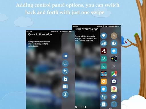 Sidebar, Edge Screen, Shortcuts - Swiftly Switch screenshots 7