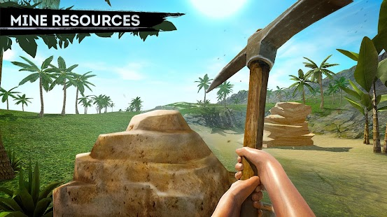 Survivor Adventure: Survival Island Pro Screenshot