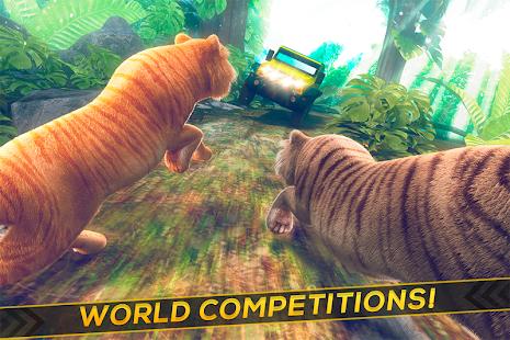 tiger run animal simulator google play のアプリ