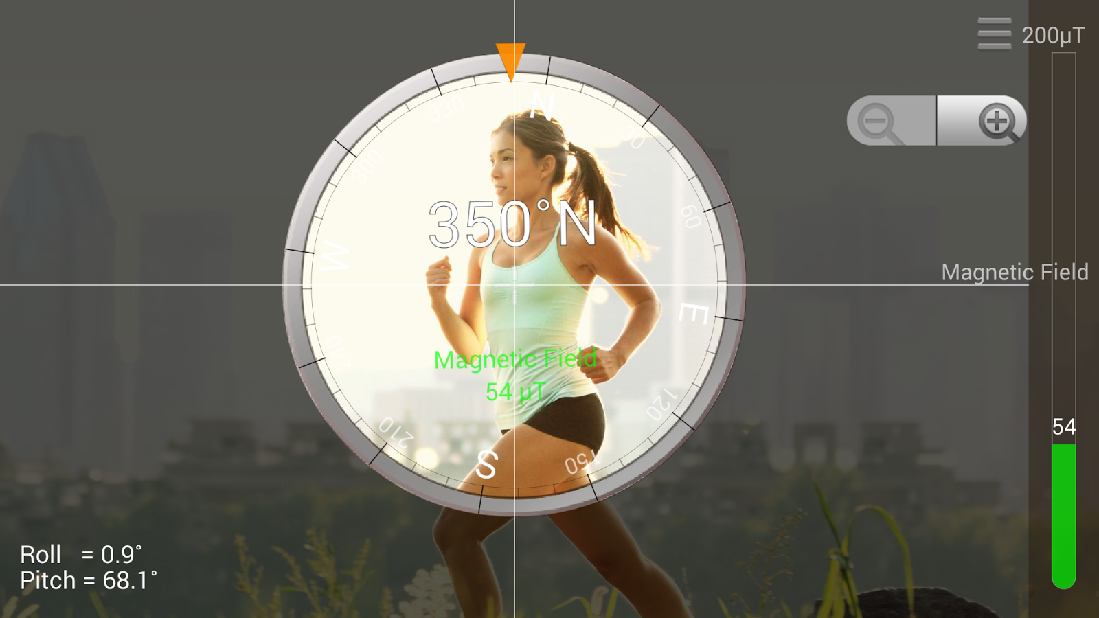 Smart Compass - screenshot