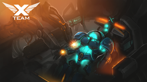 XTeam - SF Clicker RPG modavailable screenshots 16