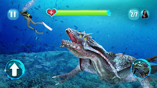 Angry Sea Dragon Attack Sim 1.1 {cheat|hack|gameplay|apk mod|resources generator} 4