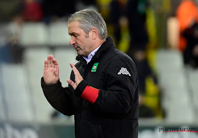 Royal Excel Mouscron bood Bernd Storck wél een nieuw contract aan