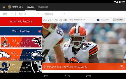 NFL Mobile Screenshot 9