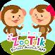 zoo talk 【動物の守護神から友達探し】