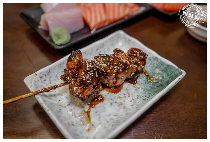 三味食堂雞肉串燒