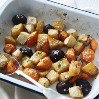 Roasted Rutabaga And Beets Recipes