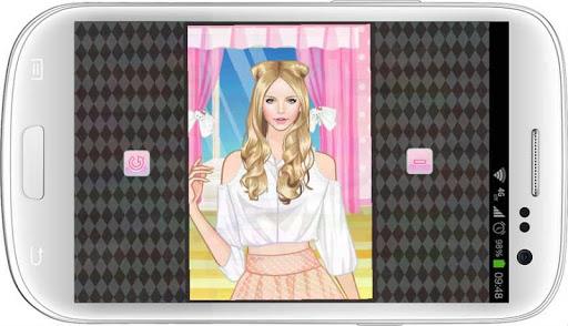 エルビラ素晴らしいドレスアップ。
