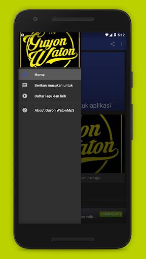 Lagu Galau:Korban janji - Guyon Waton 1.4 screenshots 1
