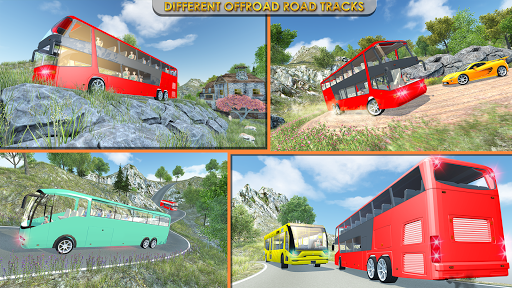 Coach Bus Simulator Parking  screenshots 5