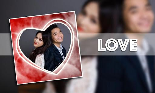 無料摄影Appのバレンタインフォトフレームラブ|記事Game