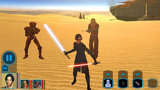 Star Wars KOTOR MOD (Unlimited Money) 3