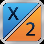 Fraction Calculator + Math  Icon