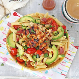 Chicken Avocado Pasta Salad Recipes.