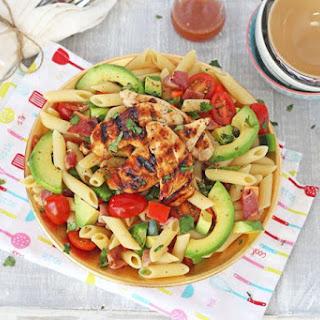 Chicken Avocado Pasta Salad Recipes.