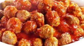 Spicy Tamale Balls