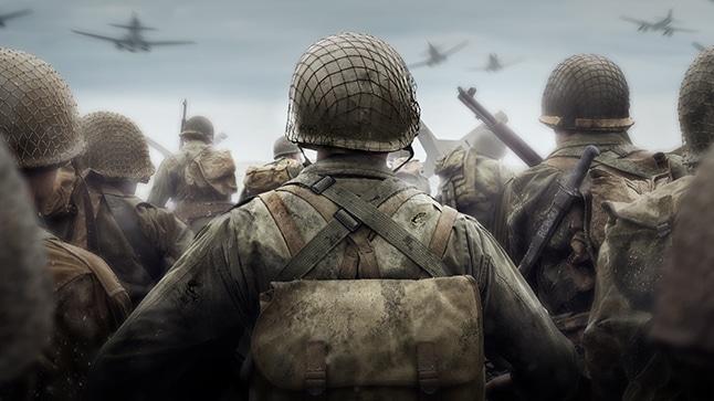 World War 2 Call of Duty