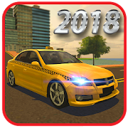 New York City Taxi Driver 3D: Taxi Sim 18 APK for Bluestacks