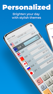 Currency Converter Plus Free with AccuRate™ v2.5.1 [Unlocked] 2