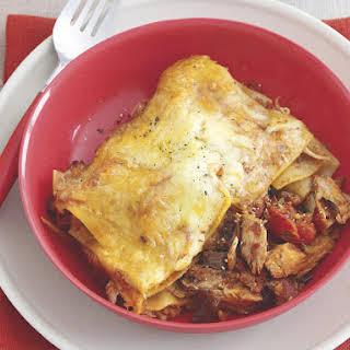 Putanesca Lasagna.