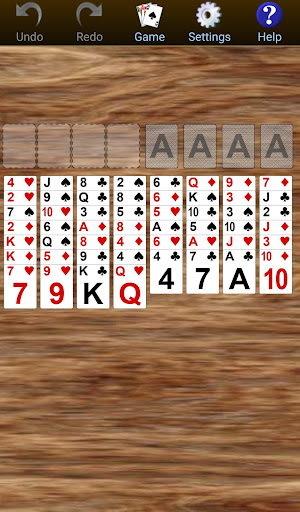 150+ Card Games Solitaire Pack screenshot