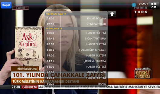 Uyanık TV- screenshot thumbnail