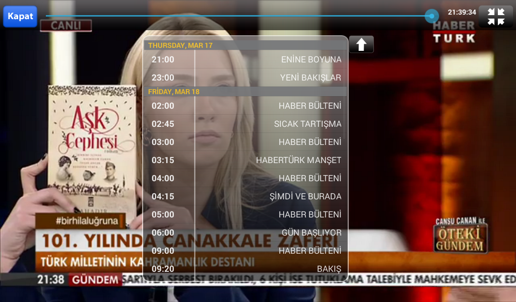 Uyanık TV- screenshot