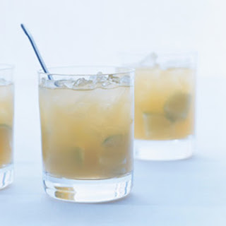 Passion-Fruit Caipirinha