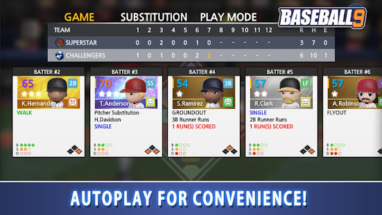 Hack Game BASEBALL 9 apk free